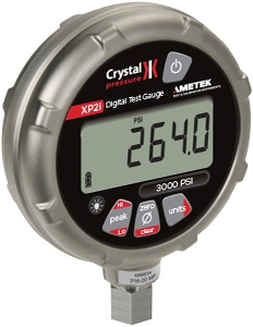 Crystal XP2i  digital test gauge